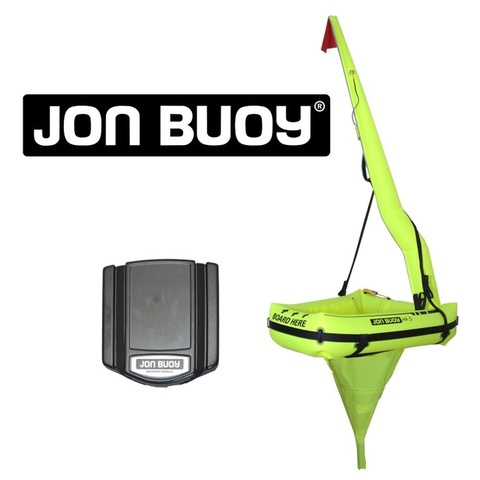 Jonbuoy MOB Recovery Module Mk5 for rørmontage