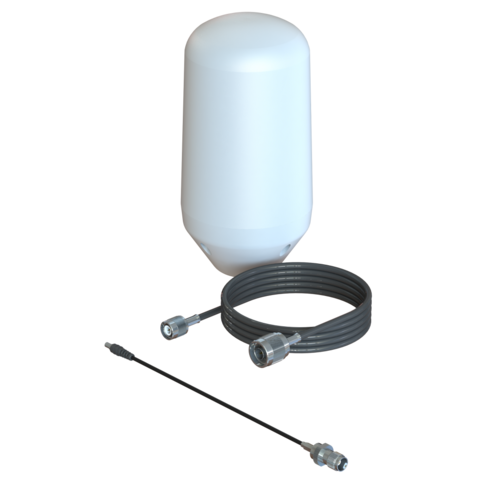 Iridium Passiv Omnidirektionel SATCOM-antenne