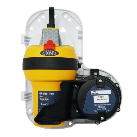 "Ocean Signal SafeSea EPIRB1 Pro AUTO m. ""Float-Free container Cat. 1 702S-03401"