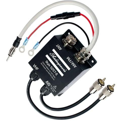 Shakespeare 5257-S Ant. Splitter til VHF-AIS-FMAM