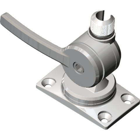 Shakespeare 6187 Ratchet-Mount