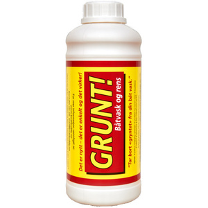 GRUNT! Boat Cleaner 500ml