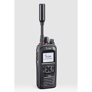 Icom IC-SAT100 PTT Satellitradio