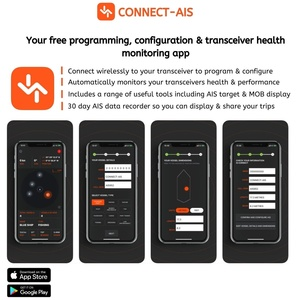 CONNECT-AIS App for IOS & Android